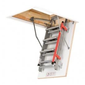 Горищні сходи FAKRO LML 280 см 70x120 см