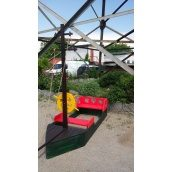 Корабль-пісочниця для дитячого майданчика 800x2200 мм
