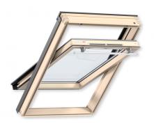 Мансардное окно VELUX OPTIMA Комфорт GLR 3073 PR08 деревянное 940х1400 мм