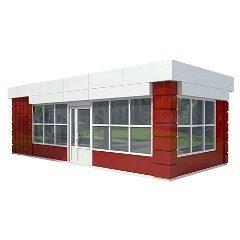 Будівництво комерційних об'єктів