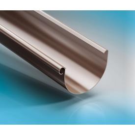 Желоб водосточный 3 м ProAqua 125/90 мм