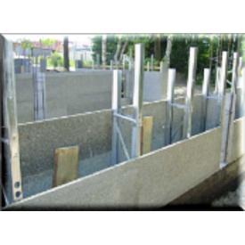 Цементно-стружечная плита 3200х1200х10 мм для изготовления несъемной опалубки