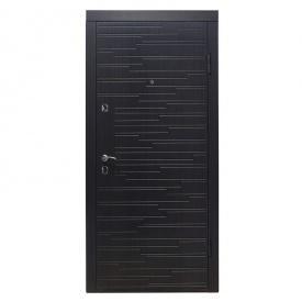 Входная дверь Бронь МДФ/МДФ 850х2050 мм