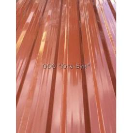 Профнастил Юга-Бум Т18 покрівельний 1170 мм 0,5 Arcelor Німечина