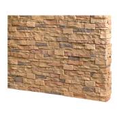 Плитка бетонна Einhorn під декоративний камінь Небуг-1051 Кутова 95х25х100 мм