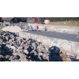 Відливання фундаментних плит