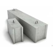 Фундаментний блок ФБС 9-4-6т 880х400х580 мм
