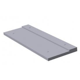 Балконна плита ПБК-24-12-5а 2390х900х150 мм