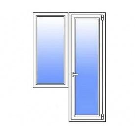 Балконный блок Стимекс WDS 400 1900х2100 мм