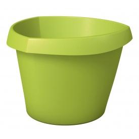 Кашпо для цветов Trigon пластик 30 салатовый