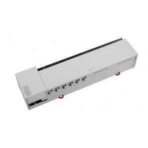 Елемент управління теплою підлогою Kermi x-net 8-канальний бездротовий 24 В