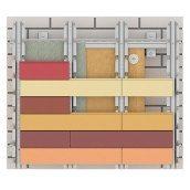 Вентильований фасад Marmoroc HostRock а15г