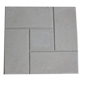 Тротуарная плитка МикаБет Калифорния 30х30х3 см