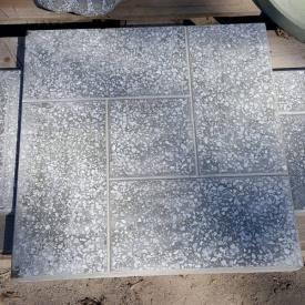 Тротуарная плитка МикаБет Калифорния для дорожек 50х50х5 см