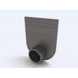 Заглушка-переходник для лотков пластиковых STANDART 100.125 150,5 мм
