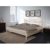 Кровать Tenero Азалия двуспальная 1200х1900 мм бежевая
