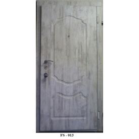 Двери бронированые Оптима плюс 860x2050 мм
