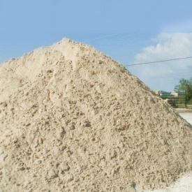 Пісок річковий фракції 1-2 мм