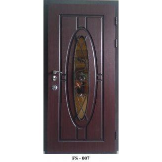 Двери бронированые Стандарт 960x2050 мм