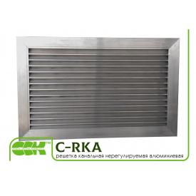 Нерегульована решітка канальна C-RKA-50-30