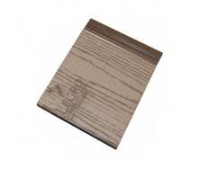 Фасадный профиль Woodplast Legro PRO 145х18х2200 мм Chocolate