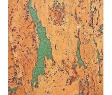 Настенная пробка Wicanders Dekwall Roots Fiord Green 600х300х3 мм