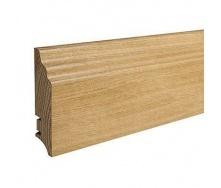 Плинтус деревянный Barlinek P60 Дуб 90х16х2200 мм