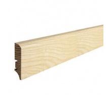 Плінтус дерев'яний Barlinek P50 Ясен 60х16х2200 мм