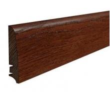 Плинтус деревянный Barlinek P30 Мербау 78х18х2200 мм