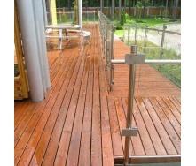 Палубная доска Real Deck Сибирская лиственница С 22х120 мм
