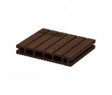 Террасная доска Woodplast Mirradex 145х23х2200 мм borneo