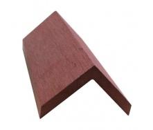 Уголок для террасной доски Woodplast Legro Ultra Natural 40х40x2900 мм