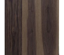 Паркетная доска Serifoglu однополосная Американский Орех Люкс+Стандарт T&G 582х97х10 мм лак