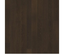 Паркетная доска Karelia Midnight OAK FP 138 DARK CHOCOLATE 1800x138x14 мм