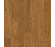 Паркетна дошка BOEN Stonewashed Plank односмугова Дуб Амбер брашована 2200х138х14 мм масло