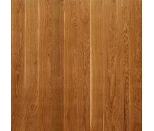 Паркетная доска однополосная Focus Floor Дуб SHAMAL медовий лак 2000х138х14 мм