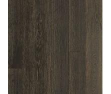 Паркетная доска DeGross Дуб черный с золотом браш 500х100х15 мм