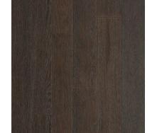 Паркетная доска DeGross Дуб черный с бордо браш 500х100х15 мм
