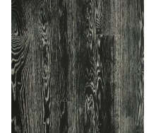 Паркетна дошка DeGross Дуб чорний з білим браш масло 547х100х15 мм