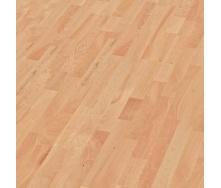 Паркетная доска BOEN Longstrip Бук Animoso 14x209x2200 мм лак матовый