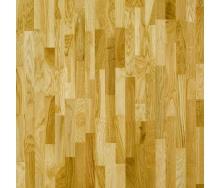 Трьохсмугова паркетна дошка Focus Floor Дуб LIBECCIO лак 2266х188х14 мм