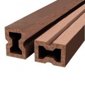 Лага для фасадного пофилю Woodplast Legro 30х50х2200 мм