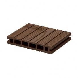 Террасная доска Woodplast Mirradex 145x23x2200 мм malakka