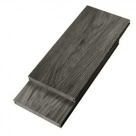 Терасна дошка Woodplast Bruggan Elegant повнотіла 140х18х2900 мм wine brown