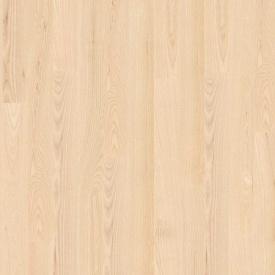 Паркетная доска BOEN Plank однополосная Ясень Andante отбеленный 2200х138х14 мм масло