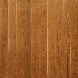 Паркетная доска однополосная Focus Floor Дуб SHAMAL медовий лак 1800х138х14 мм