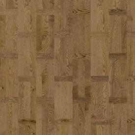 Паркетна дошка Karelia Time OAK LEGEND PRESENCE 3S 2426x198x15 мм
