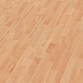 Паркетная доска BOEN Longstrip Бук Animoso 14x209x2200 мм