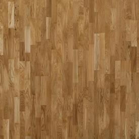 Паркетная доска трехполосная Focus Floor Дуб LIBECCIO HIGH GLOSS глянцевий лак 2266х188х14 мм