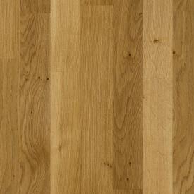 Паркетная доска Focus Floor Дуб LODOS легкий браш светло-коричневый лак 2266х188х14 мм